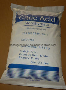 L'acide citrique monohydraté