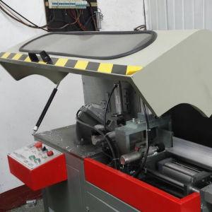 Aluminiumfenster-Ecken-Verbinder-Ausschnitt sah Maschine