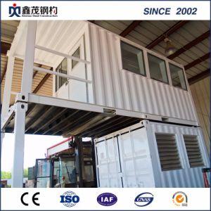 Het modulaire PrefabHuis van de Container voor Winkelcomplex