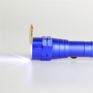 望遠鏡2つの磁石はツールの懐中電燈の適用範囲が広く強い磁石3LEDを取る