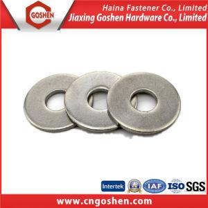Zinc-Plated/rondelle plate en acier galvanisé avec la norme DIN125