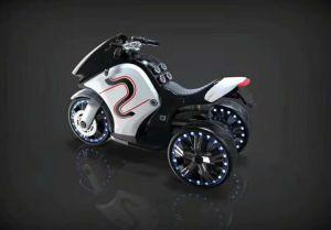 Motor de dos niños de dos baterías moto