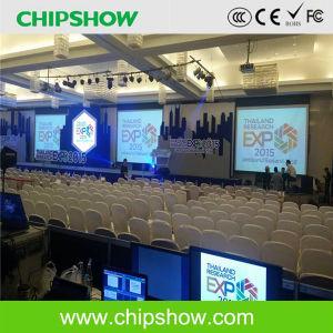 Pleine couleur Chipshow P4 Indoor petite hauteur de pixel affichage LED
