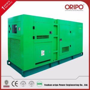 Cumminsのディーゼル機関を搭載するOripo Portbableの無声1100kVA発電機