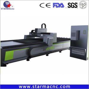 Exporta CNC máquina de corte láser de fibra estándar de EE.UU.