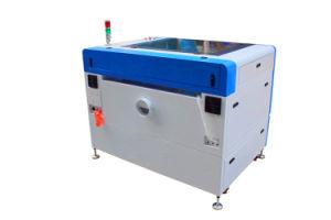 Поддержка WiFi быстрая скорость резания, красный индикатор автоматического подъема платформы или приспособление для вращающегося сита 100W 900X600мм CO2 engraver лазера резак
