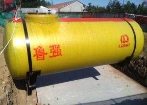 Sf стекловолоконные подземных бензин топливного бака