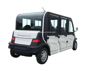 Elektrische Kar 6 van het Golf Seater Met airconditioning
