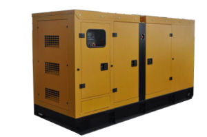 generatore diesel silenzioso eccellente di 188kVA Volvo Genset con le certificazioni del Ce