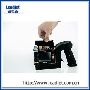 Kleiner Barcode-Handtintenstrahl-Drucker der Zeichen-U2