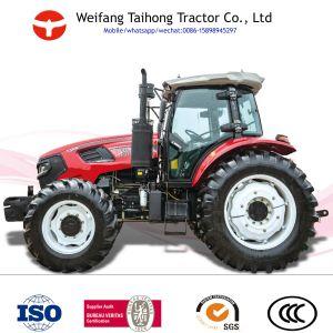 ISO에 의하여 증명되는 150HP 농장 트랙터