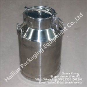 Contenitore di memoria ad alta resistenza del latte dell'acciaio inossidabile