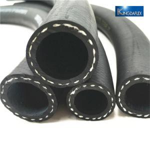 tubo flessibile di gomma industriale dell'olio del petrolio nero 20bar