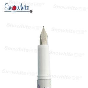 Kundenspezifischer Firmenzeichen-Füllfederhalter Fp5008 mit flüssigem Tinten-Systems-Schule-Zubehör