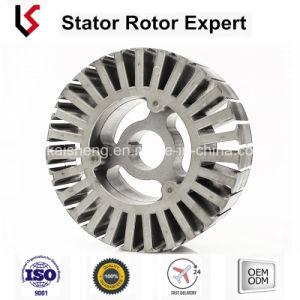 Od 115 faixas horárias 27 23 do eixo do rotor e estator intertravados ferramenta Carimbo progressiva para Estrutura de aço silicioso de Motor sem escovas do Conjunto do Estator