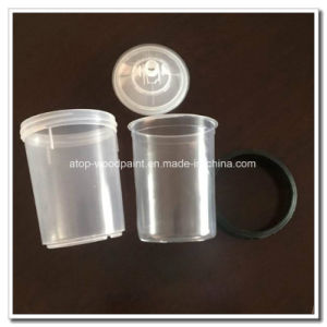 速い供給の使い捨て可能なプラスチックPPSの混合のコップ400ml/600ml/800ml