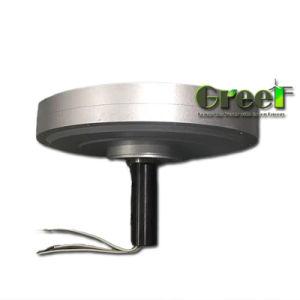 2000W 2Kw 120rpm bajas rpm bajo par el bajo peso Coreless generador eólico de imán permanente, de Flujo Axial Generador Coreless