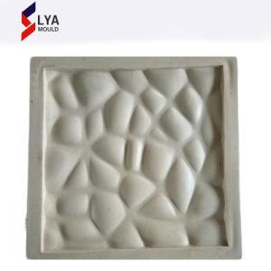 シリコーンの物質的で装飾的な3D壁パネル型