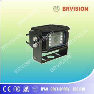 Câmera retrovisor com função de áudio