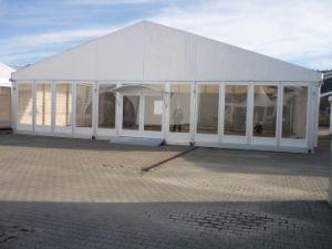 Tent van het Huwelijk van de Kerk van de Partij van de Tuin van de Markttent van de Markt van de gebeurtenis de Permanente
