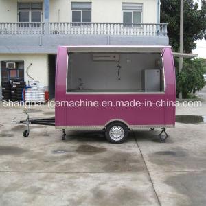 販売のためのファースト・フードのカート、通りの食糧キオスクのカートJy-B16