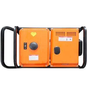 引きつけられる材料(5kVA)が付いている空気によって冷却されるディーゼル発電機