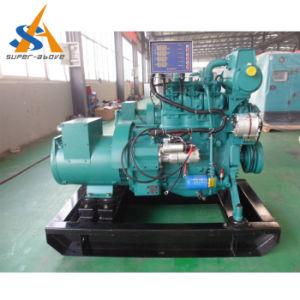 200kVA 160kw mit Cummins-Generator-Set-Preis mit Motor