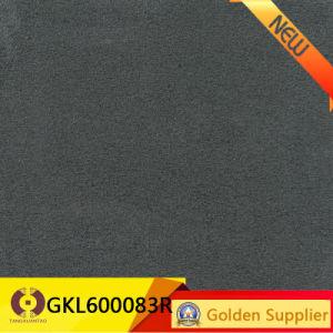 tegel van de Vloer van het Porselein van het Lichaam van 600X600mm de Volledige Grijze (GBS600012R)