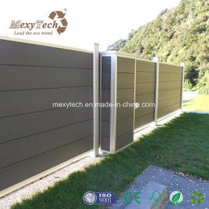 低価格しかしAlu-WPCの価値があり、安定した塀180*25mm