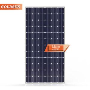 Panneau solaire 400W Mono72 cells module PV d'usine de Bon Prix Avec certificat Ce TUV