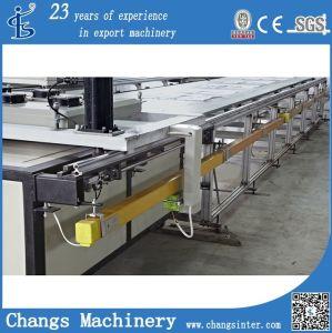 Spt6080 자동적인 평상형 트레일러 장 또는 롤 또는 의복 또는 옷 또는 셔츠 또는 t-셔츠 또는 나무 또는 유리 또는 짠것이 아닌 또는 세라믹 또는 진 또는 가죽 또는 단화 또는 플라스틱 스크린 인쇄 기계 또는 인쇄 장비