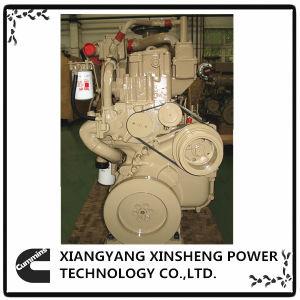 構築機械のためのNta855-P500 373kw/1800rpm本物のCumminsの力のディーゼル機関、水ポンプ