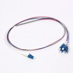 1X2 scoprono l'accoppiatore ottico d'acciaio di Fbt della fibra del tubo