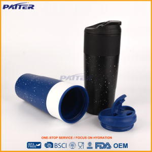 Venta caliente Custom de acero inoxidable con aislamiento de la botella de agua