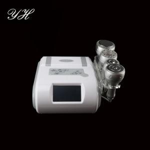 Máquina de la pérdida de peso 5MHz cavitación Multipolar Bipolar adelgaza Mini dispositivo Lipo