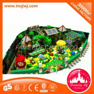 Casa na Árvore temática florestal grande para crianças playground coberto