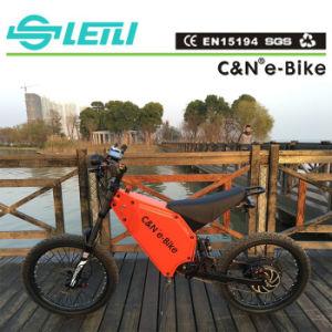 Leili 72V 8000W vélo électrique de la Chine grande puissance vélo