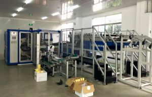 De plakband van de Verf van de nevel van de Steekproeven van de Goede Kwaliteit in Groene Kleur van de Fabriek van China