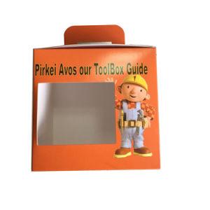 Scatola di cartone impaccante del regalo del giocattolo del bambino