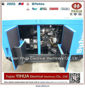 Fawde-Xichaiエンジンのセリウムの承認20170907Aの20kw/25kVA無声おおいのディーゼル発電機