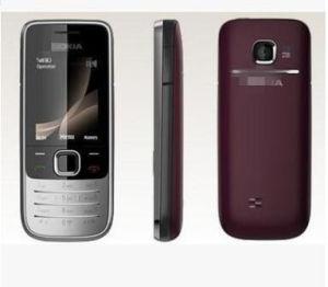 Nuevo modelo de venta caliente de 2,4 pulgadas de pantalla Celular N2730 teléfono móvil