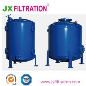 Filtro a sacco industriale per il trattamento delle acque