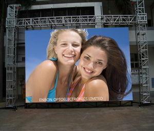 Écran Extérieur de Haute Qualité de Mur / Écran de Panneau D'affichage à LED de RVB LED pour L'éclairage de Disco D'étape (module de P3 P4 P5 P6)
