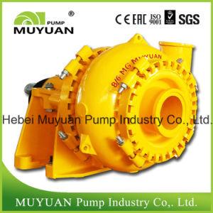 L'horizontale Heavy Duty granulation de laitier drague & Gravel pompe centrifuge