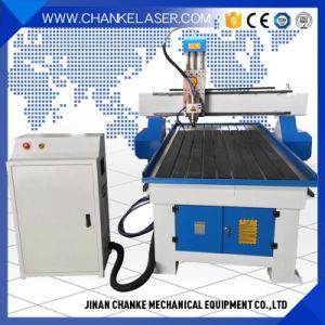 3D para entalhar madeira CNC Máquina de roteador para mobiliário Porta de pintura