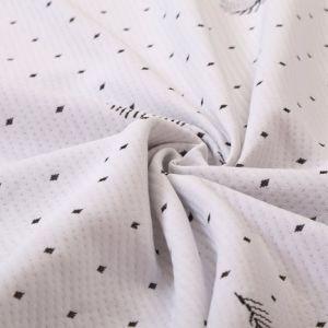 Bug de lit Housse de matelas et oreillers en polyester Tissu avec les patrons Jacquard 3D