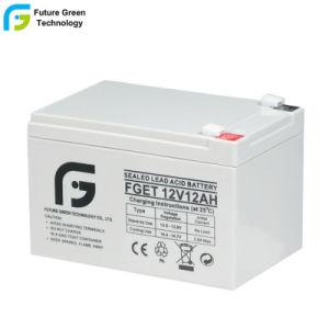 12V12ah VRLA ИБП источник энергии глубокую цикл аккумуляторной батареи