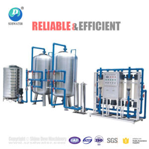 Het professionele Project van de Installatie van het Mineraalwater van de Dienst