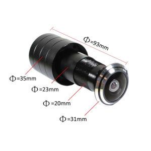 Wdm de MiniCamera van het ControleSysteem van de Veiligheid 2MP voor Deur