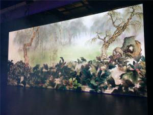 P6 pleine couleur écran à affichage LED intérieure pour la publicité